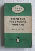 Death and the Dancing Footman​​​​​​​ - Ngaio Marsh (Penguin, 1954) - crime fiction book